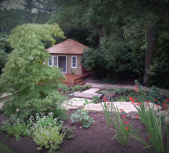 Clifford stanley portfolio for Landscaping wellington